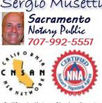 Apostille Service, Spanish Translation, Sacramento Mobile Notary Signing Agent, California Mobile Notary Network. Sergio Musetti Tel 916-550-0007 Mobile 1-707-992-5551 http://WestSaramentoNotary.com, http://Apostille.homestead.com