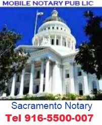 Sacramento Mobile Notary Public, Apostille Service, California documents legalization, Spanish Translation, servicio de Apostilla y traduccion,  Certified Loan Signing agent, National Notary Association since 2003, Sergio Musetti Tel 1-707-992-5551 http://WestSacramentoNotary.com