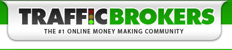 Traffic brokers #1 online money making community